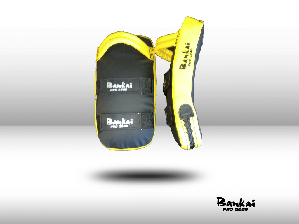 Bankai Thai Pads Curvos - Capital MMA
