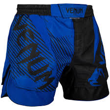Short No Gi 2.0 (Azul) - Capital MMA