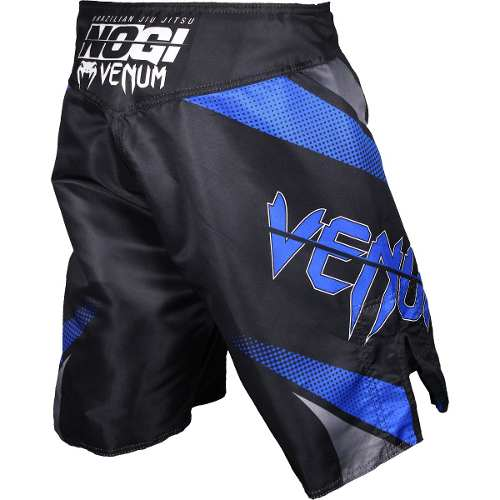 Short Venum NoGi (Azul) - Capital MMA