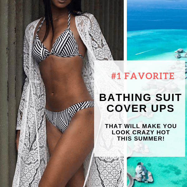 Best bathing suit cover ups (#1 Favorite)