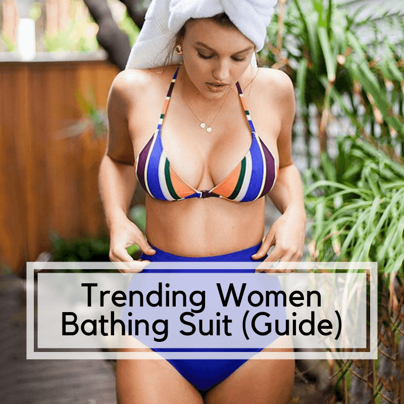 Trending women bathing suit