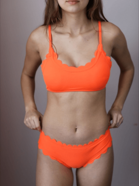 Sophia Push Up Bikini Set