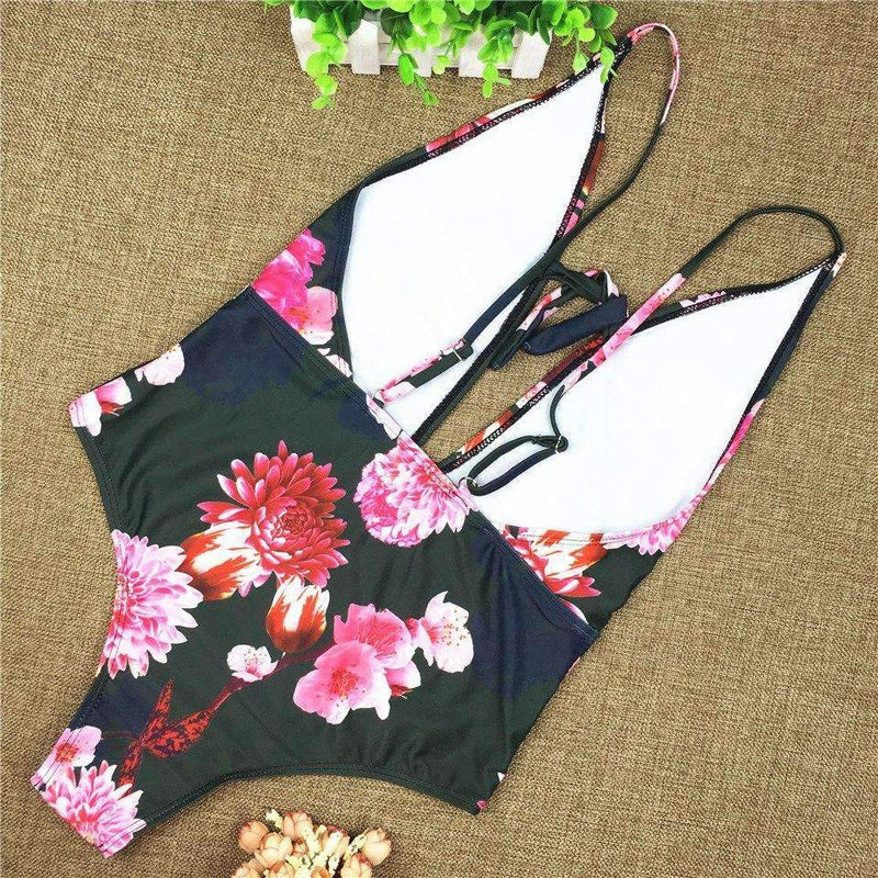 one piece swimsuit cheap design 2