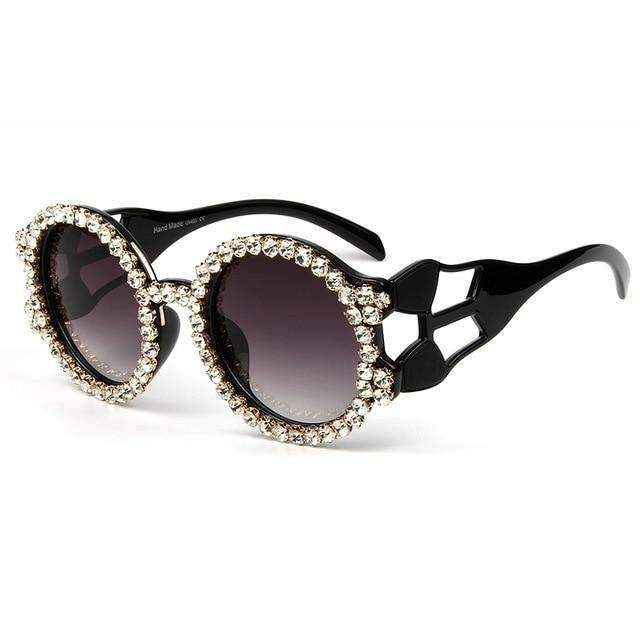 MiraVoss.com:Wildest Dreams Sunglasses,Black