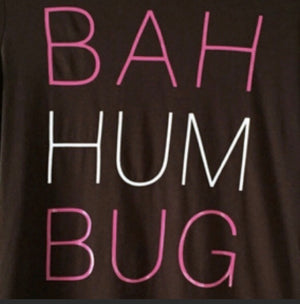 Bah Hum Bug Shirt