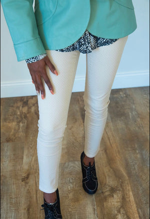 Rock Star Polka Dot Jeans