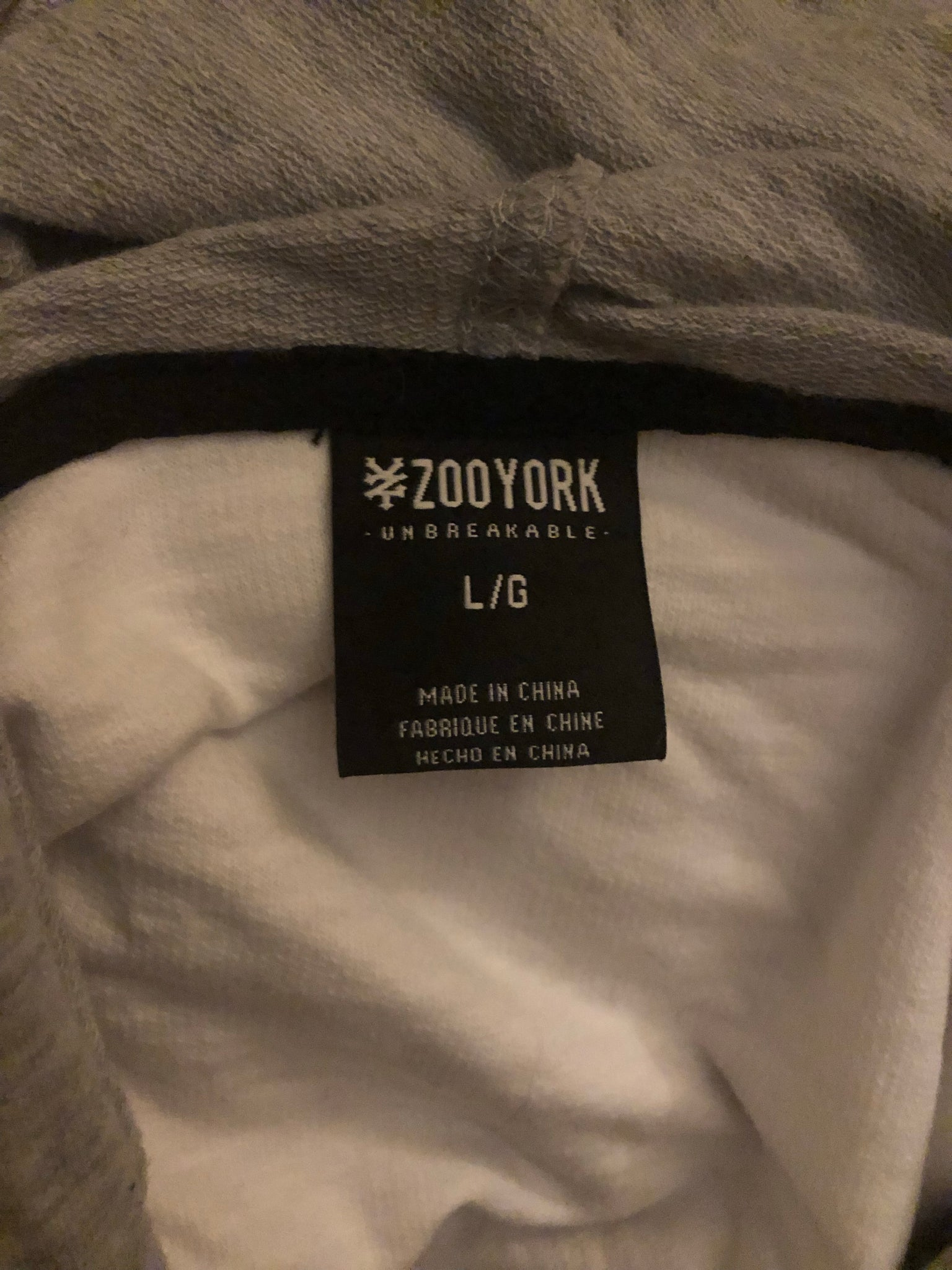ZooYork Hooded Button Down