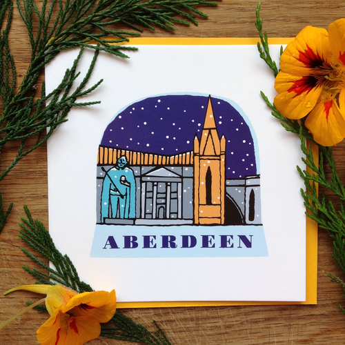 Aberdeen Art Gallery Card
