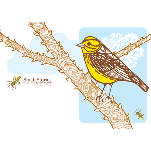 Yellowhammer Card