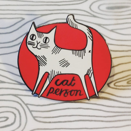 Pin - Cat Person