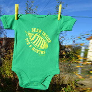 HALF PRICE SALE - Bean Inside Babywear