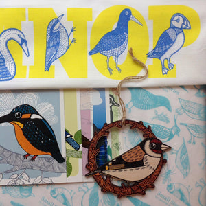 Birds Box Gift Set