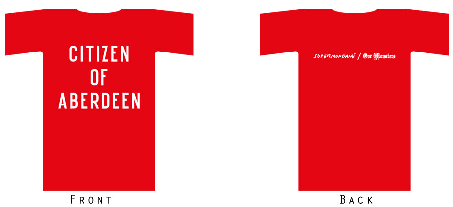 Citizen of Aberdeen T-Shirt