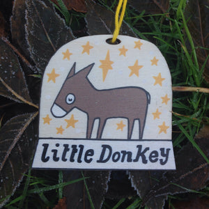 Little Donkey decoration