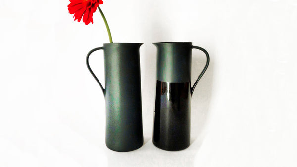 REGISTRY: LANEY AND MAX / 1900 WATER PITCHER IN BLACK