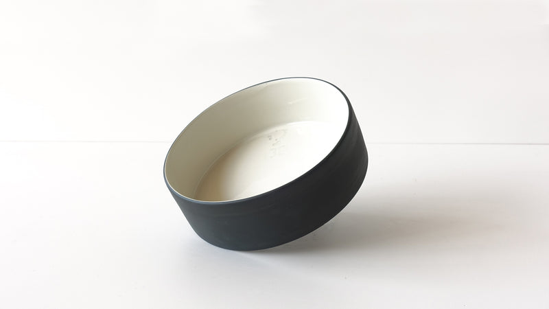 handmade porcelain dinnerware soup and salad bowl