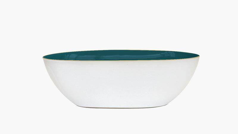 REGISTRY: LANEY AND MAX / VENICE BOWL / EMERALD GREEN