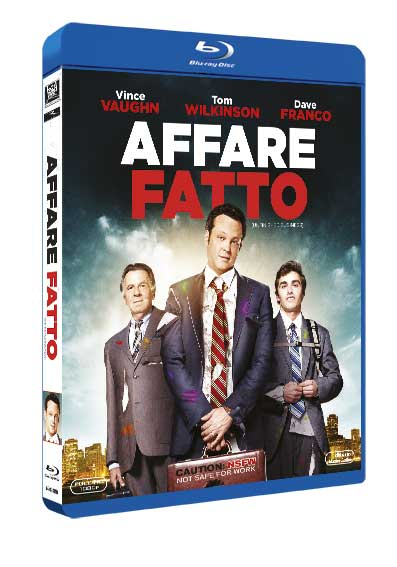 Affare Fatto - Unfinished Business [Blu-Ray]