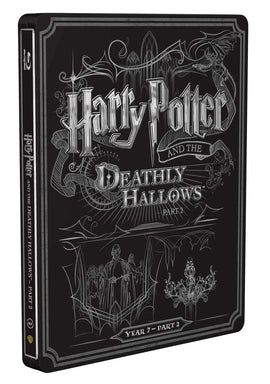 Harry Potter E I Doni Della Morte - Parte 02 (Ltd Steelbook) - Harry Potter And The Deathly Hallows - Part 2 [Blu-Ray]