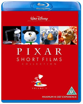 Pixar Short Films Collection - Vol 1 [Edizione: Paesi Bassi] -  [Blu-Ray]