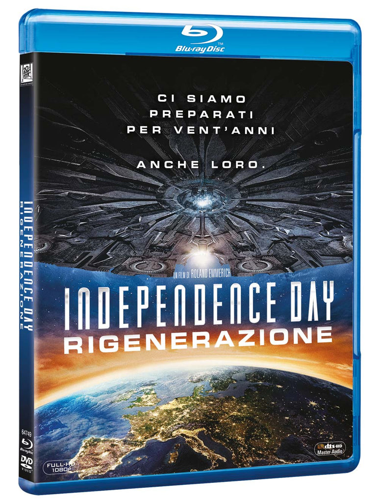 Independence Day - Rigenerazione - Independence Day - Resurgence [Blu-Ray]