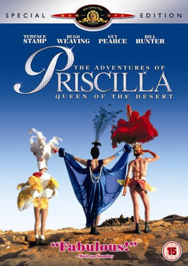 Adventures Of Priscilla - Queen Of The Desert [Edizione: Regno Unito] -  [DVD]