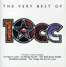10cc - The Very Best Of [CD]