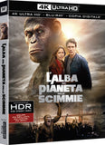 Alba Del Pianeta Delle Scimmie (L') (Blu-Ray 4K Ultra HD+Blu-Ray) - Rise Of The Planet Of The Apes [Blu-Ray]