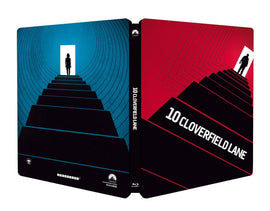 10 Cloverfield Lane (Steelbook) - 10 Cloverfield Lane [Blu-Ray]