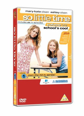 So Little Time - Vol. 1 [Edizione: Regno Unito] -  [DVD]