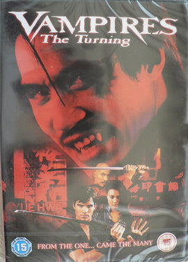 Vampires - The Turning [Edizione: Regno Unito] -  [DVD]