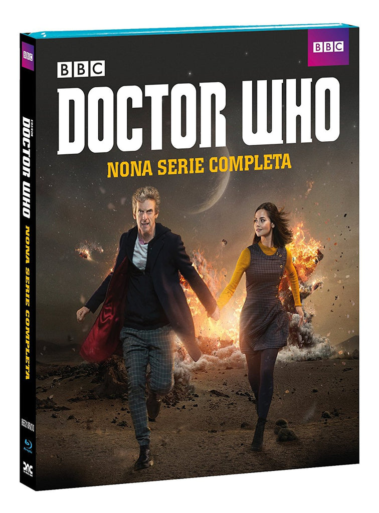 Doctor Who - Stagione 09 - New Edition (6 Blu-Ray) - Doctor Who New Season 08-10 [Blu-Ray]