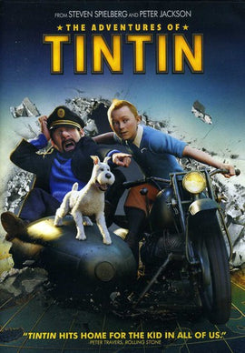 Adventures Of Tintin [Edizione: Stati Uniti] -  [DVD]
