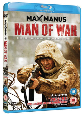 Max Manus (Men Of War) (Blu-Ray) [Edizione: Regno Unito] -  [Blu-Ray]