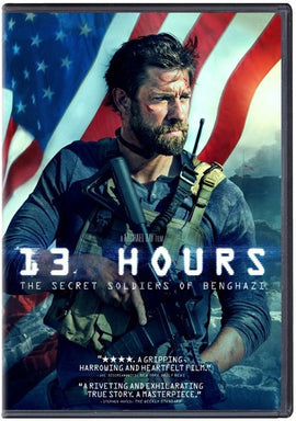 13 Hours: The Secret Soldiers Of Benghazi [Edizione: Stati Uniti] -  [DVD]