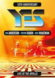 Yes - Live At The Apollo 17 (3 Blu-Ray) [Edizione: Giappone] -  [Blu-Ray]