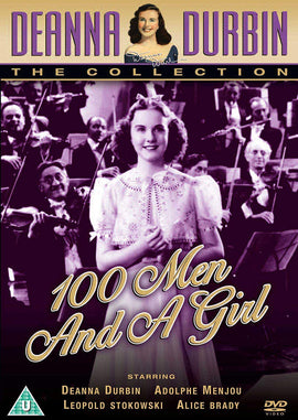 100 Men And A Girl [Edizione: Regno Unito] -  [DVD]