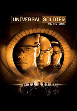Movie - Universal Soldier - The Return  [Blu-Ray x 1]