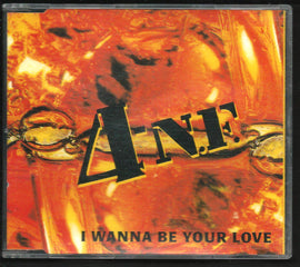 4 Night Flames - I Wanna Be Your Love (Maxi-Single) [CD]