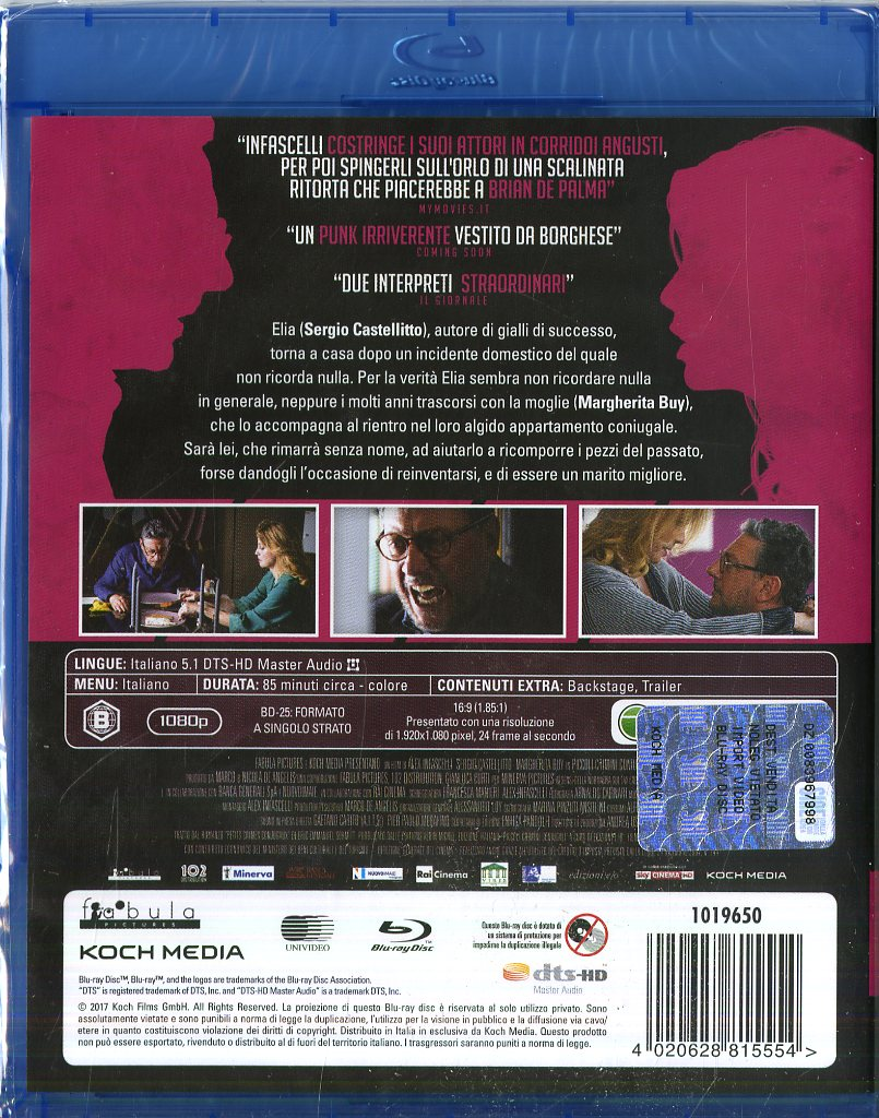Piccoli Crimini Coniugali  [Blu-Ray x 1]