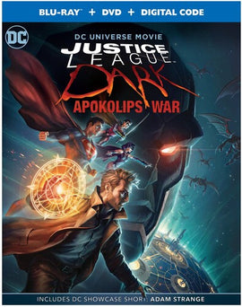 Justice League Dark: Apokolips War (2 Blu-Ray) [Edizione: Stati Uniti] -  [Blu-Ray]