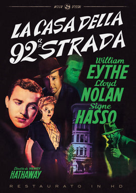 Casa Della 92a Strada (La) (Restaurato In Hd) - House On 92nd Street [DVD]