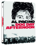 Quel Pomeriggio Di Un Giorno Da Cani - 40Th Anniversary Edition (Steelbook) - Dog Day Afternoon [Blu-Ray]