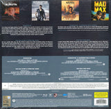 Mad Max Antologia (Box 5 Br Vinyl Edit.)  [Blu-Ray x 5]