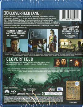 10 Cloverfield Lane, Cloverfield (Box 2 Br)  [Blu-Ray x 2]