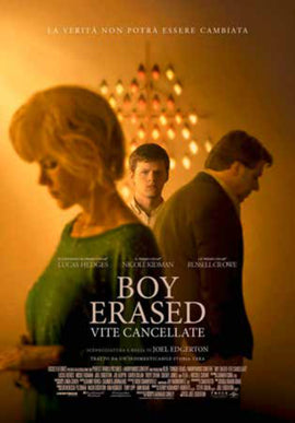 Boy Erased - Vite Cancellate - Boy Erased [Blu-Ray]