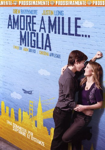 Amore A Mille Miglia (Ex Rental) - Going The Distance [Blu-Ray]