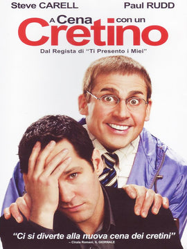 A Cena Con Un Cretino - Dinner For Schmucks [DVD]