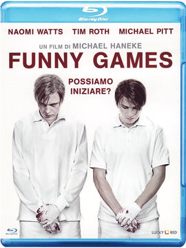 Funny Games (2007) - Funny Games U.S. [Blu-Ray]