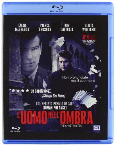 Movie - Uomo Nell'ombra - the Ghost Writer  [Blu-Ray x 1]